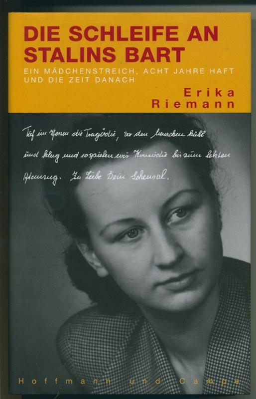 Die Schleife an Stalins Bart - Ein: Riemann Erika