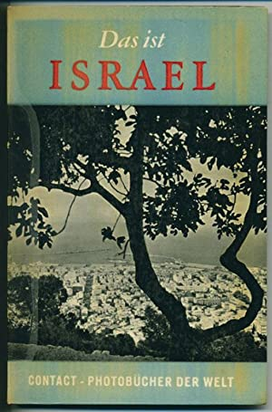Das ist Israel - 86 Aufnahmen von: Kowadlo Boris, Fyvel