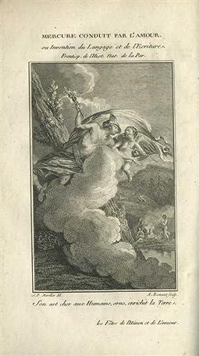 Histoire naturelle de la parole ou précis: Court de Gebelin,