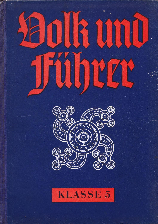 Volk und Führer. Deutsche Geschichte für Schulen.: Franke, Walter (Bearb.)