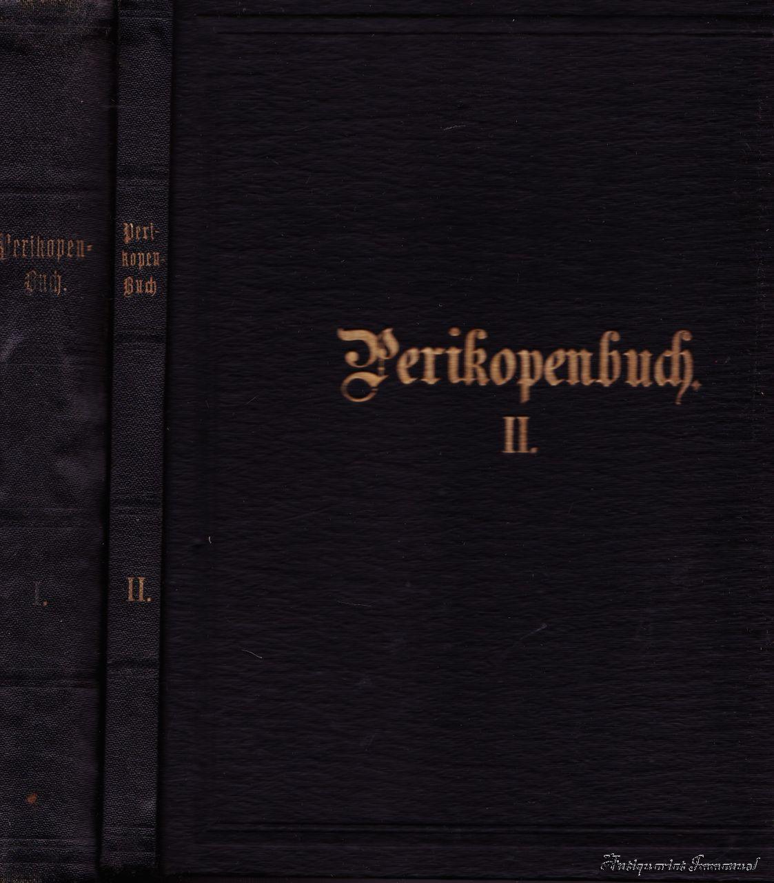 Perikopen für die evangelisch-lutherische Landeskirche des Königreichs: k.A.