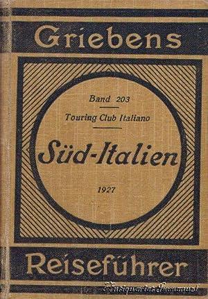 Süditalien. Neapel, Sizilien und Sardinien.: Bertarelli, L. V.