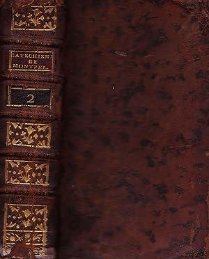 Instructions generales en forme de catechisme [