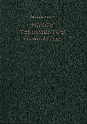 Novum Testamentum Graece et Latine: Nestle / Aland