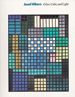 Josef Albers - Glass, Color, and Light: Albers, Josef