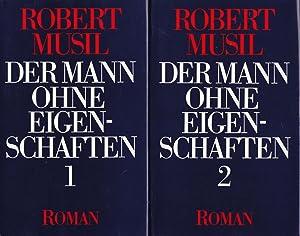 Der Mann ohne Eigenschaften. Roman. 1. Erstes: Musil, Robert