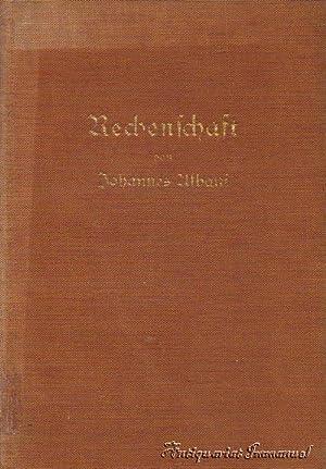 Rechenschaft: Albani, Johannes