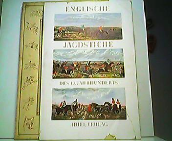 Englische Jagdstiche Des 19 Jahrhunderts Nach Henry Alken Robert