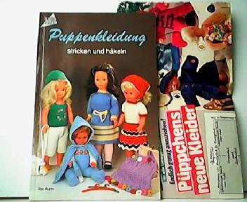 Puppenkleidung Stricken Und Haekeln Von Ilse Aurin Zvab