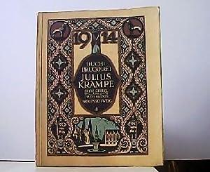 Buchdruckerei Julius Krampe - Kalender 1914.: Fritz Geibel und