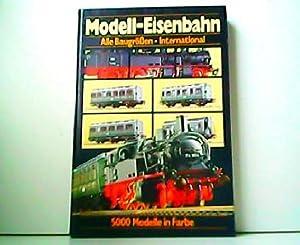 Internationaler Modell-Eisenbahn-Katalog. Alle Baugrößen - International. Über