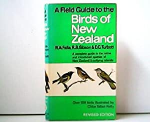 A Field Guide to the Birds of: R.A. Falla R.B.