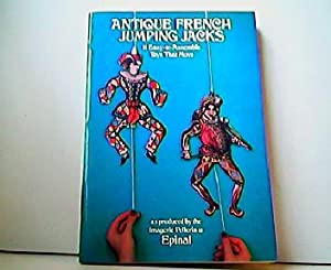 Antique French Jumping Jacks - 11 Easy-to-Assemble