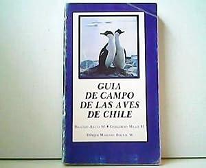 Guia de campo de las aves de: Braulio Araya Mödinger