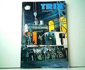 Trix Katalog 89/90.: Trix Mangold GmbH