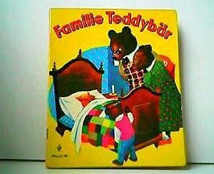 Familie Teddybär. Puzzi-Büchlein Nr. 18.