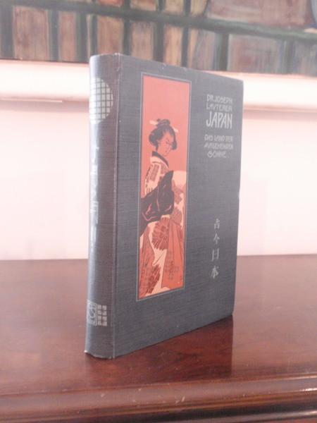 Japan. Das Land der aufgehenden Sonne einst: Lauterer, Joseph.