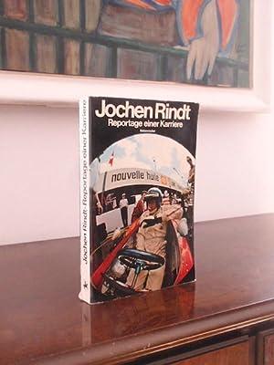 Jochen Rindt. Reportage einer Karriere.: Lentz, Georg /
