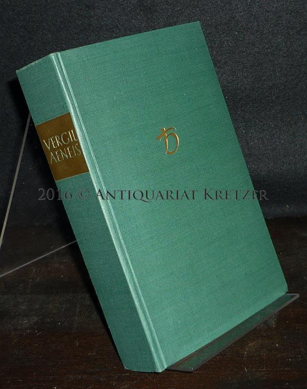Aeneis und die Vergil-Viten. Lateinisch-deutsch. In Zusammenarbeit: Vergil (Verf.) und