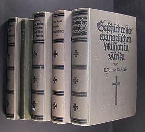 Allgemeine evangelische Missionsgeschichte von Julius Richter. 5: Richter, Julius:
