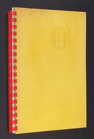 Schriftmuster der Tübinger Chronik. Maschinensatz.
