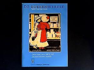 De boekenwereld. Tijdschrift voor boek en prent.: Hafkamp, H., J.F.