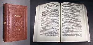 Deutscher Thesaurus D. Martin Luthers. [Von Martin: Luther, Martin: