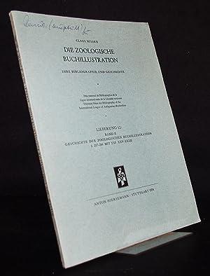 Die zoologische Buchillustration. Ihre Bibliographie und Geschichte.: Nissen, Claus: