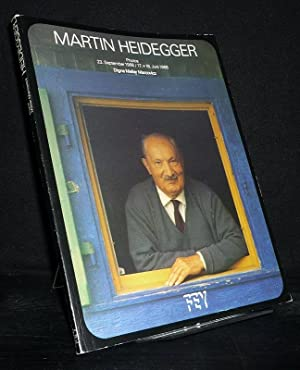 Martin Heidegger. Photos 23. September 1966 /: Meller Marcovicz, Digne: