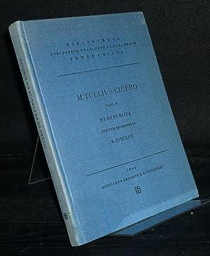 M. Tulli Ciceronis scripta quae manserunt omnia.: Cicero, M. Tullius