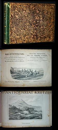 Bilder aus dem Heiligen Lande. Vierzig ausgewählte: Schubert, Gotthilf Heinrich