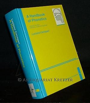 "A Handbook of Phonetics. ""Natural"" Phonetics: Articulatory,: Canepari, Luciano:"