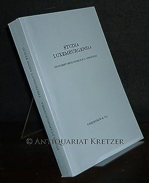 Studia Luxemburgensia. Festschrift Heinz Stoob zum 70.: Fahlbusch, Friedrich Bernward