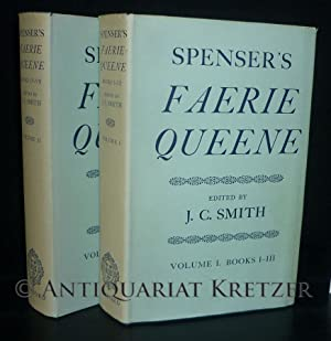 The Faerie Queene. Band 1 und 2: Spenser, Edmund and