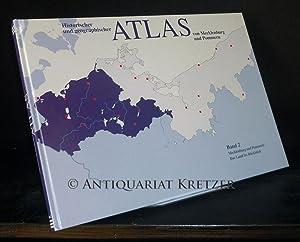 Historischer und geographischer Atlas von Mecklenburg und