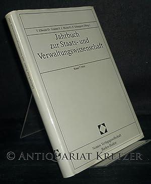 Jahrbuch zur Staats- und Verwaltungswissenschaft - Band: Ellwein, Thomas (Hrsg.),