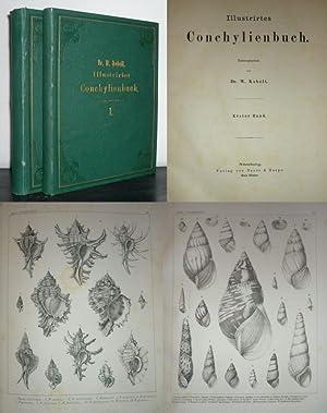 Illustrirtes Conchylienbuch. Erster [und zweiter] Band.: Kobelt, Wilhelm: