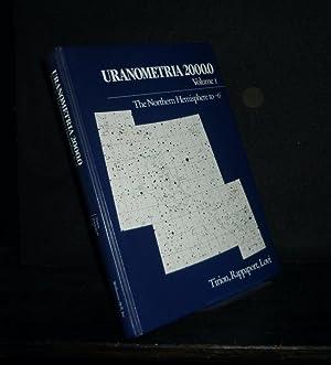 Uranometria 2000.0. - Volume 1: The Northern: Tirion, Wil, Barry