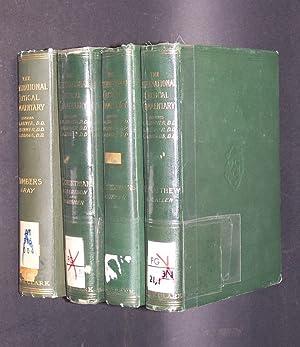 Konvolut von 4 Bänden der Reihe: The: Gray, George Buchanan