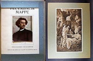 Feuerbach-Mappe. Herausgegeben vom Kunstwart. Mit 29 (von