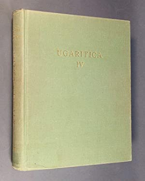 Ugaritica IV (4). Découvertes des XVIIIe et: Schaeffer, Claude F.