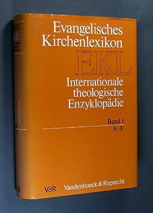 Evangelisches Kirchenlexikon. Internationale theologische Enzyklopädie. Band 1: Fahlbusch, Erwin (Hrsg.):