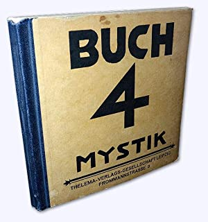 Buch 4. (Buch vier). - I. Teil: Meister Therion [d.i.