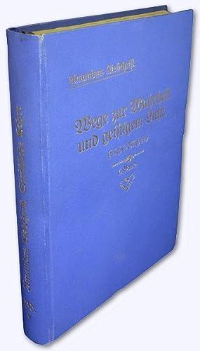 Christliche Lehre und christliche Verrichtungen. Das äußere: Liebchrist, Amandus [d.i.