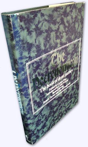 The Necronomicon. [The book of dead names].: Hay, George (Editor):