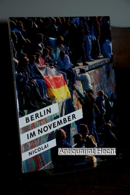 Berlin im November. Texte: Anke Schwartau, Cord: Schwartau, Anke, Cord