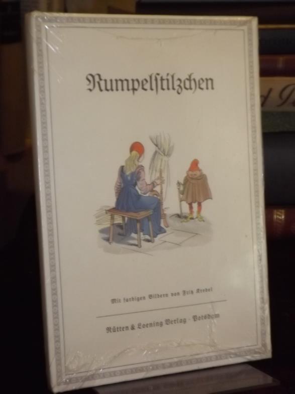 Rumpelstilzchen. Mit farbigen Bildern von Fritz Kredel. (= Deutsche Volks- und Kunstmärchen).