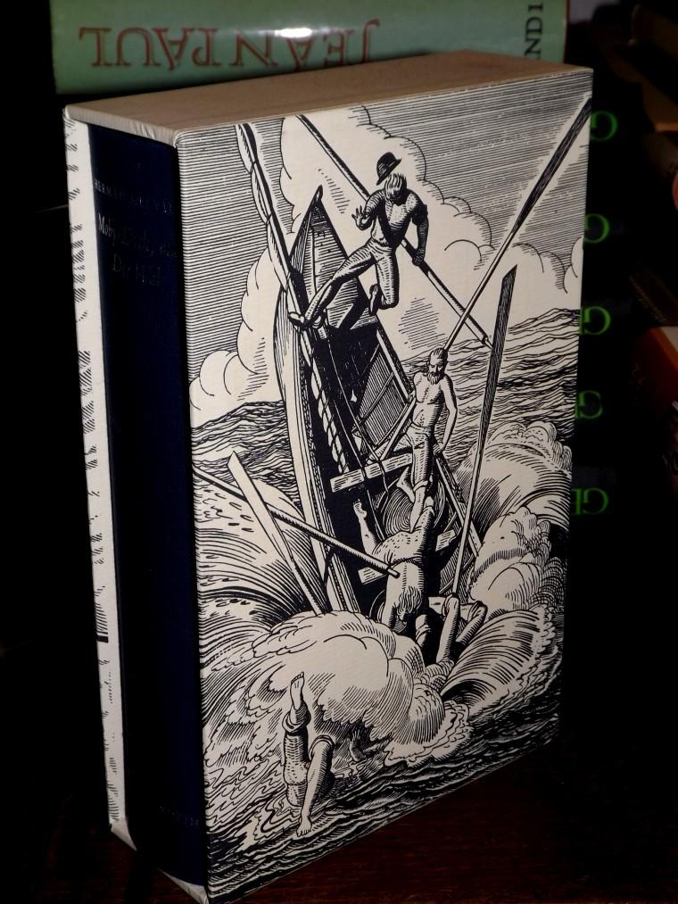 Autor von Moby Dick