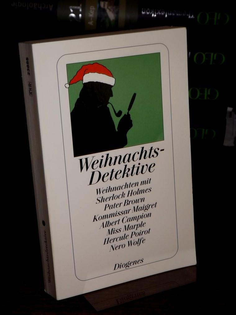 9783257238853 - Weihnachtsdetektive: Weihnachten mit Sherlock Holmes ...