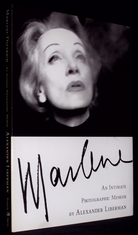 Marlene. An intimate Photographic Memoir - Liberman, Alexander